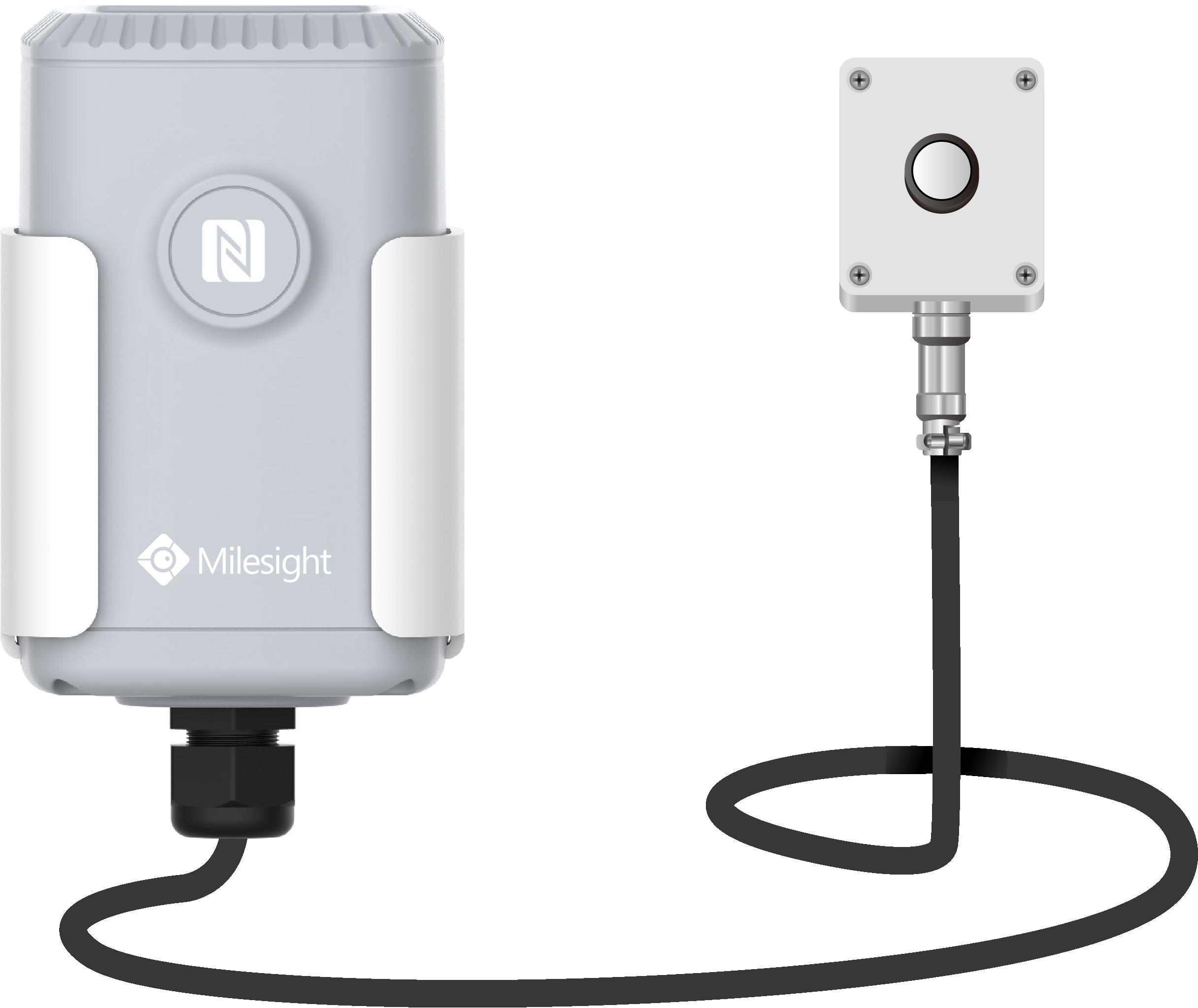 Milesight IoT EM500-LGT LoRaWAN Lichtsensor