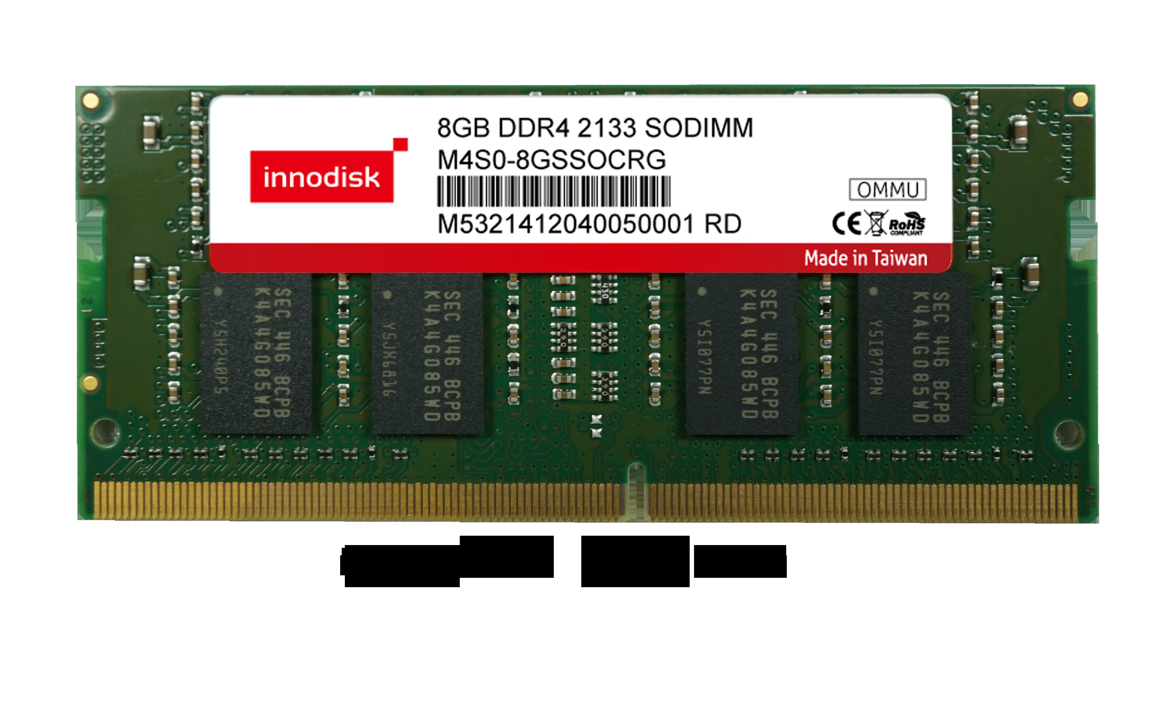 16GB DDR4 2133 MT/s SO-DIMM